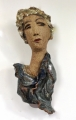 WestcottM#LadyinBlue#Ceramic#Sculpture
