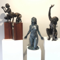 Collected works by Cam Crossley Sculptor