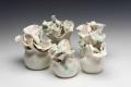Porcelain Floral Forms