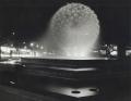 El Alamein Fountain, Kings Cross, Sydney, at night