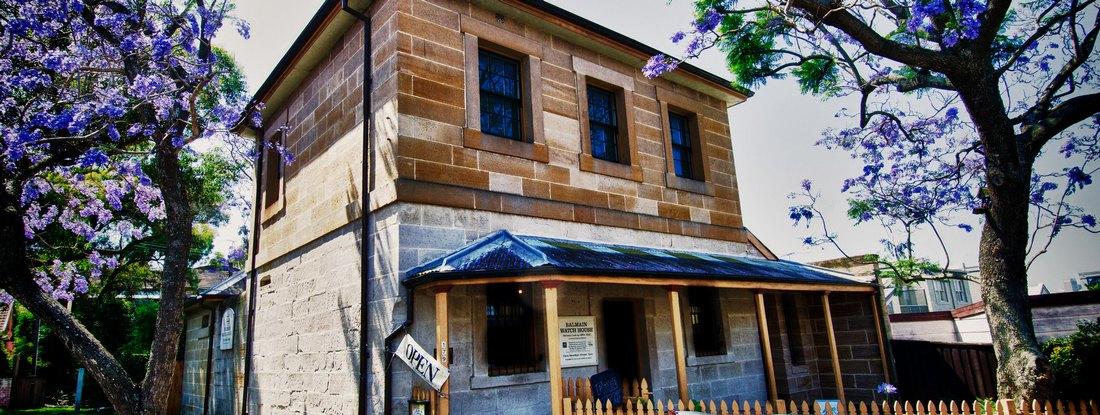 Balmain Watch House Exhibition 1