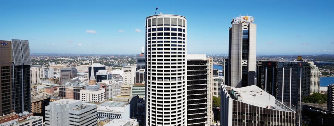 Australia Square Slide 1