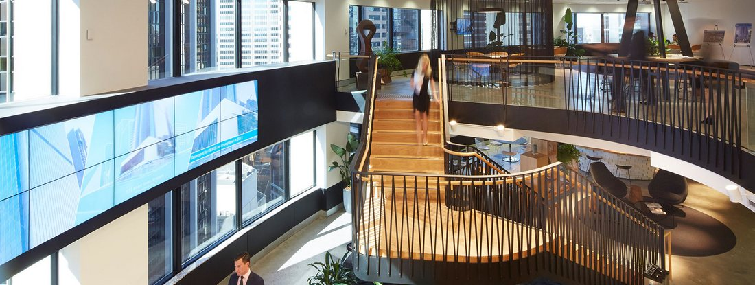 Australia Square Slide 3