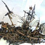 GARNER 'Dunbar Lost' [Mixed media]