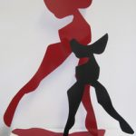 JENNY GREEN 'The Dance' [Painted Steel]